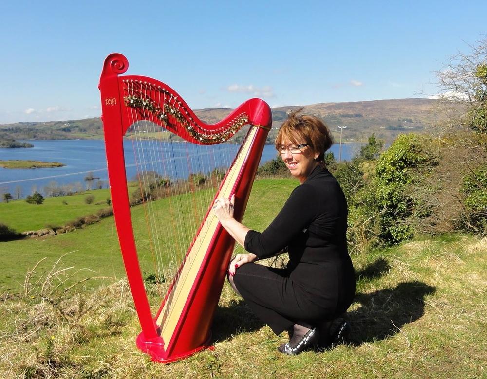 Patricia Daly & Her Harp