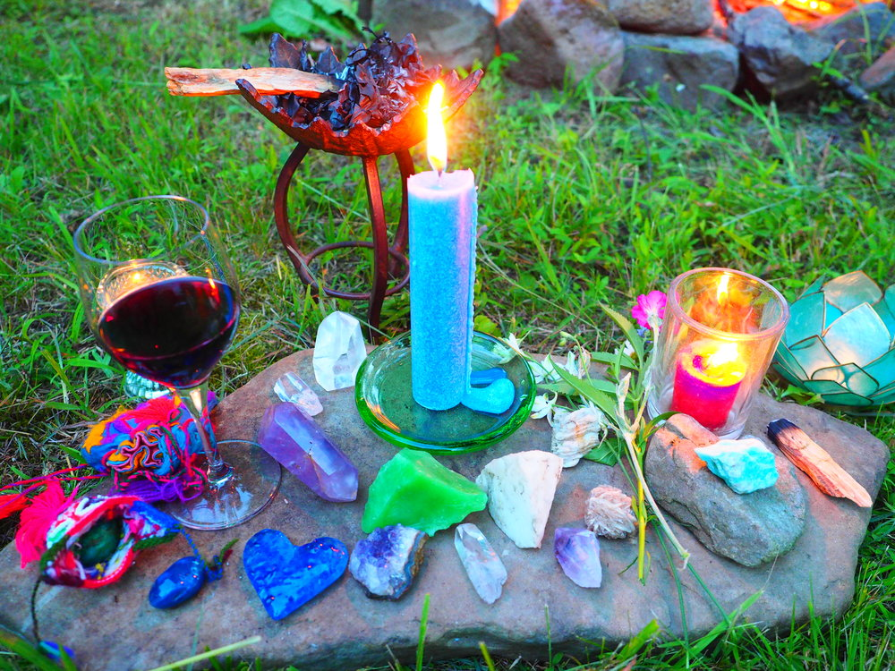 Prayer Ceremonies for Personal Wellbeing