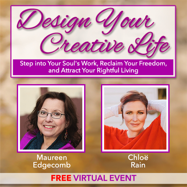 Design Your Creative Life Telesummit : Chloe Rain Explore Deeply