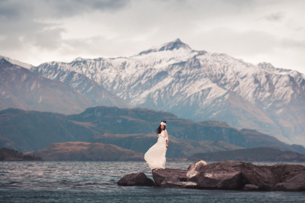 Photograph by  Elizabeth Gadd
