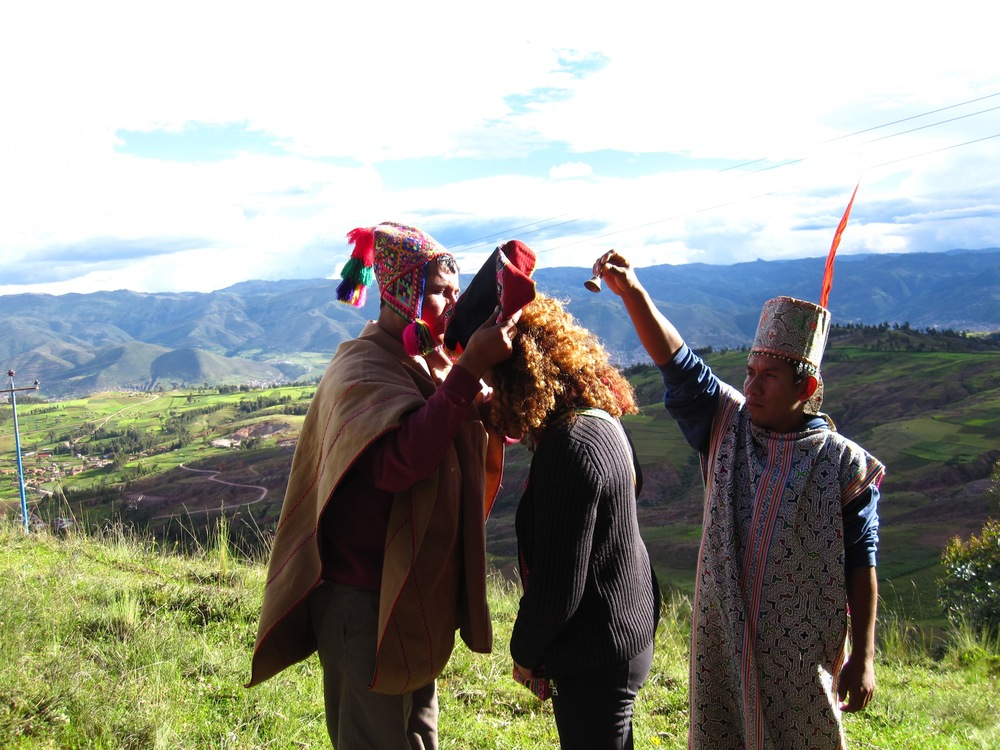 Spiritual Journey to Peru : Machu Picchu to receive the blessings of Pachamama