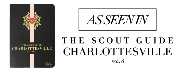 The Scout Guide : We've Been Scouted Charlottesville 2016 Vol 8