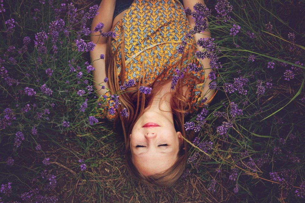 Lavender Reduces Signs of Anxiety in Women : research shows that lavender oil is just as effective as Xanax, Valium, or Prozac for signs of anxiety in women.