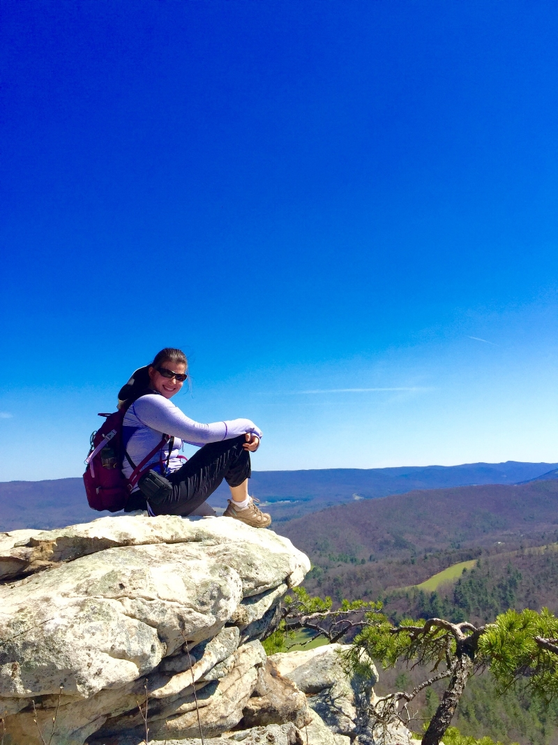 Cranny Crow Overlook, Healing Retreats in the Mountains of Virginia