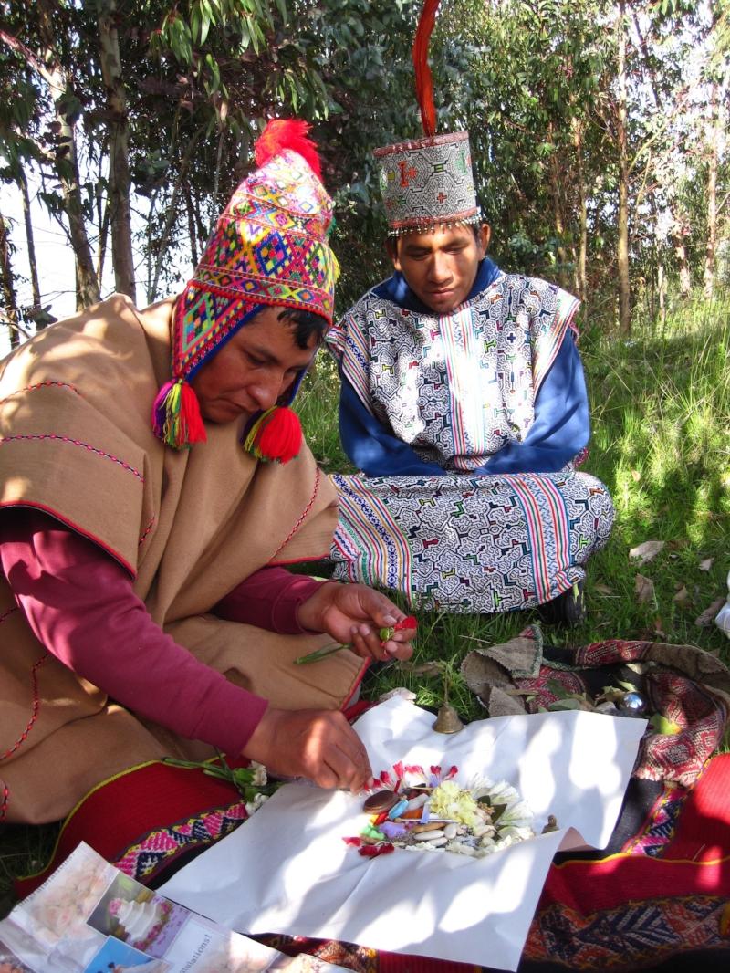 Shamanic Energy Healing: Andean Energy Medicine