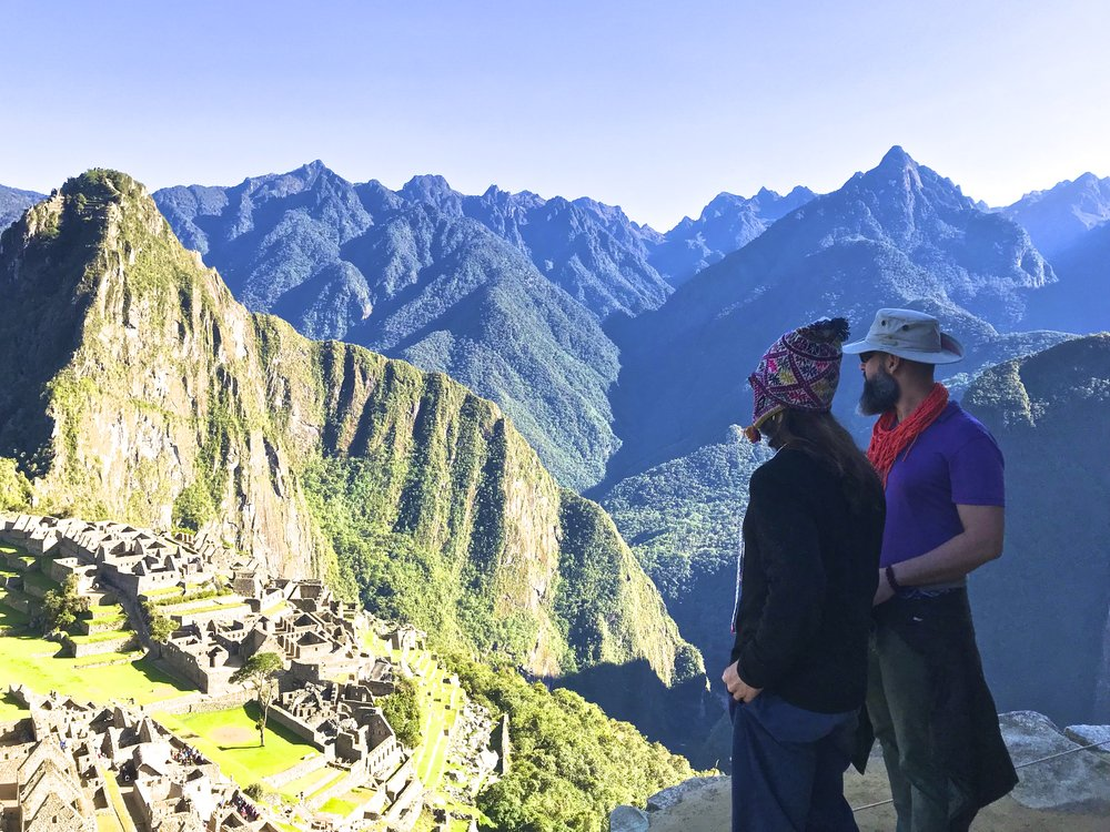 Machu Picchu Spiritual Journeys