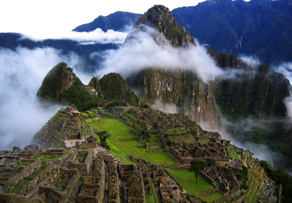 Spiritual Journeys to Machu Picchu : Ayahuasca Healing