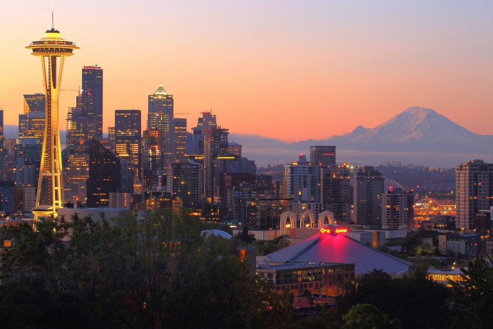 Spiritual Healing Retreats Seattle Washington