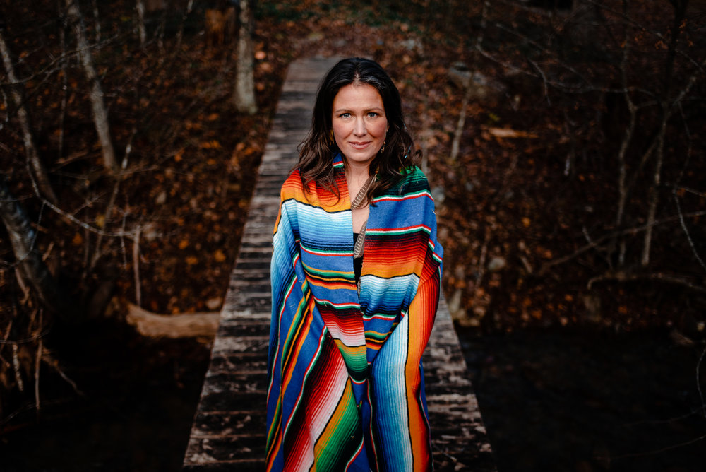 Chloë Rain, Spiritual Guide & Founder of Explore Deeply