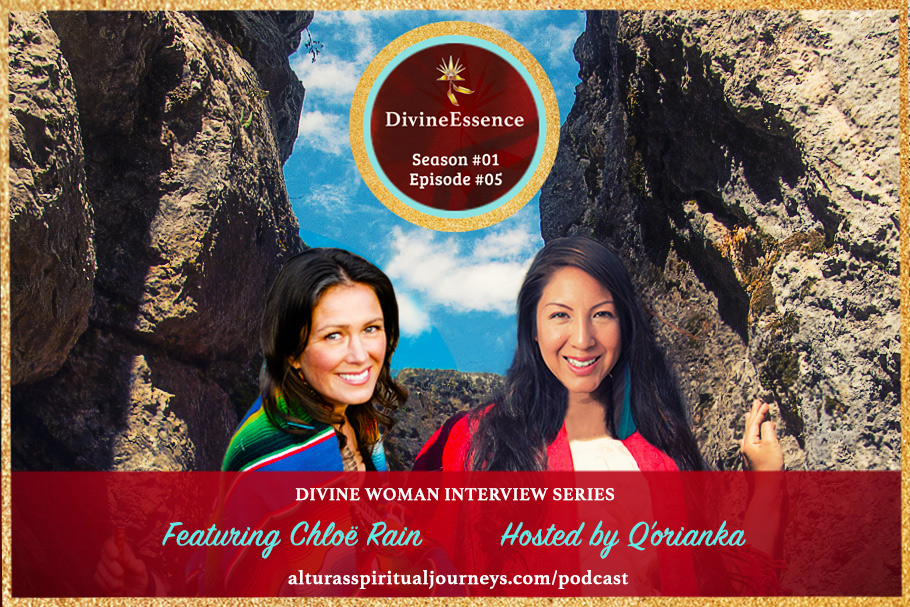 Divine Essence Podcast with Chloe Rain