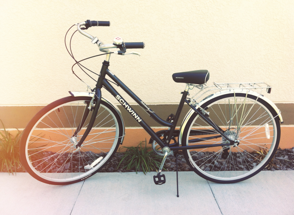 The Schwinn Admiral. <3