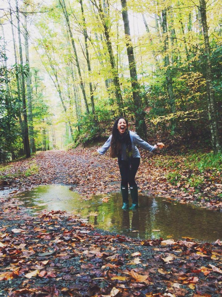 my favorite creek