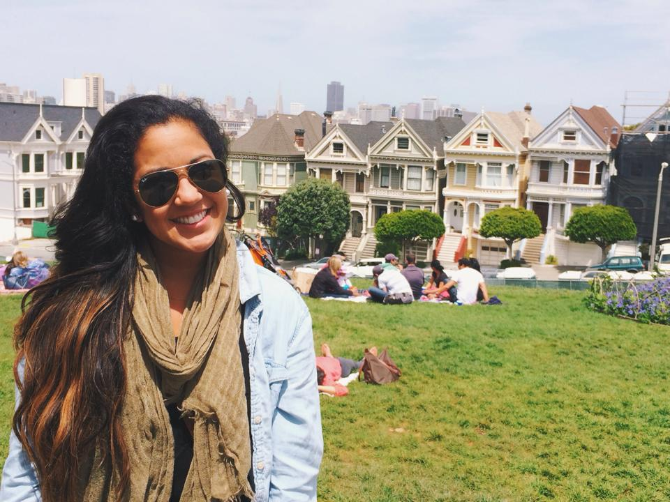 *part* of the painted ladies