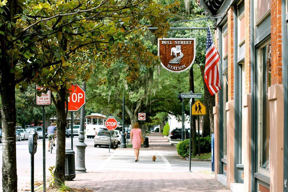 Weekend Getaway: Savannah, GA