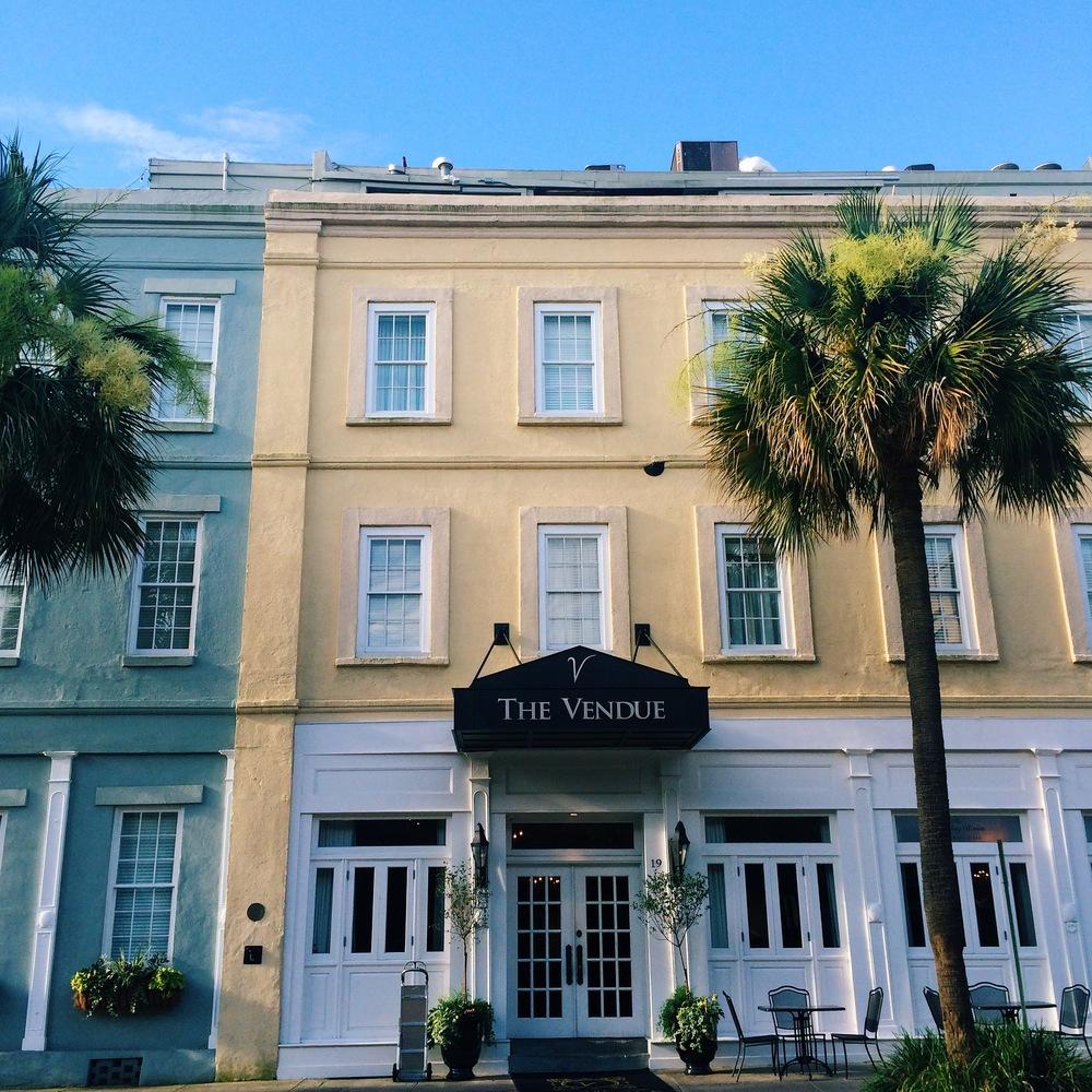 The Vendue Hotel - Charleston, SC
