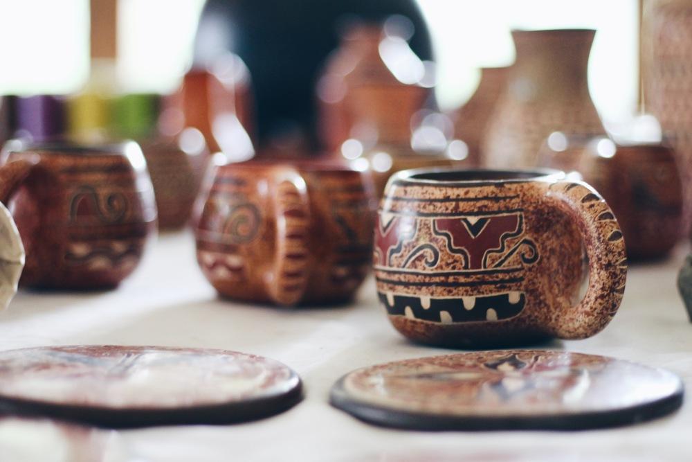 Enrique's Hand-painted Ceramics