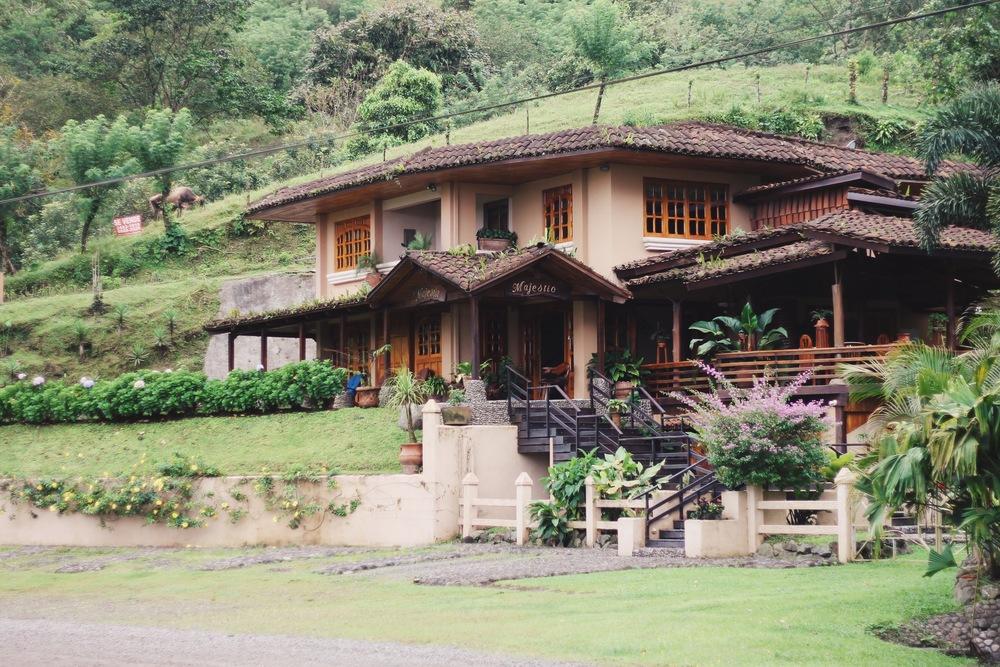 The Majestic Lodge