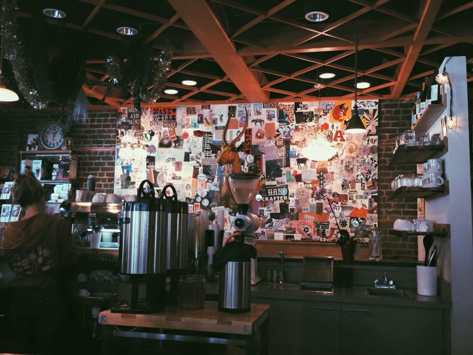 The Coffee Fox, Savannah GA