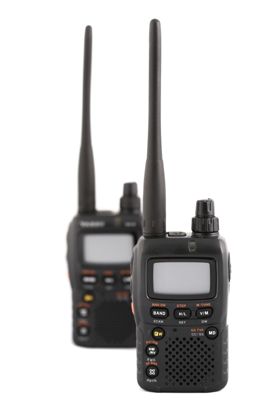 13. Walkie-Talkies - invented by Donald L. Hings and Alfred J. Gross in 1942.