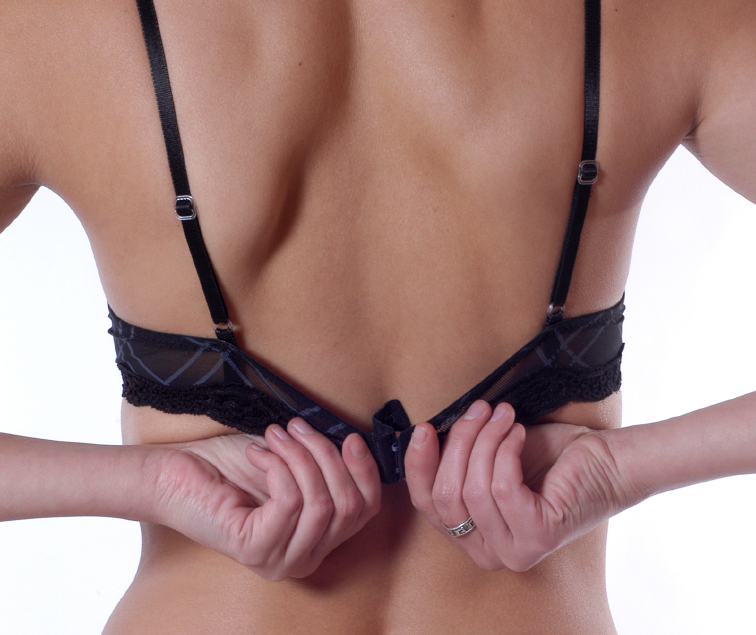 28. The Wonderbra - invented by Louise Poirier.