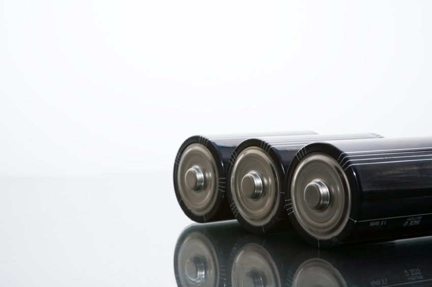 29. The alkaline battery - invented by Lewis Urry in 1954.