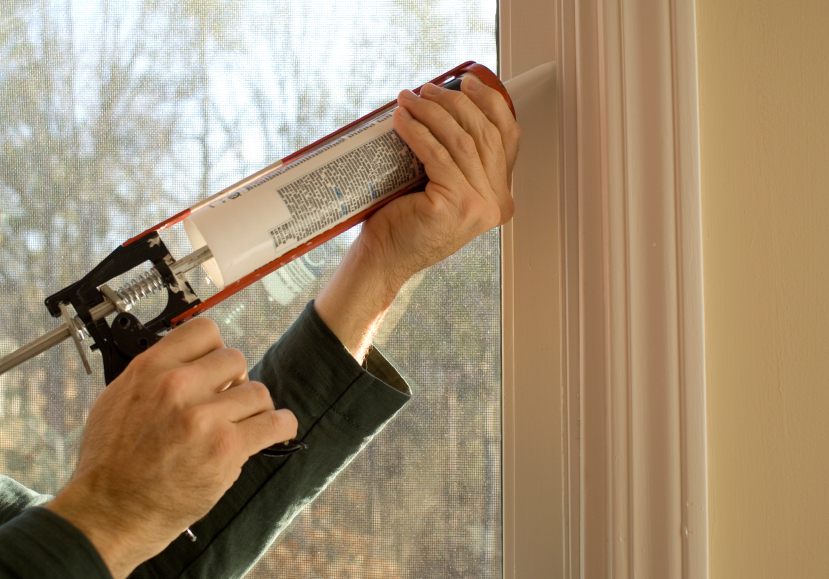 30. The caulking gun - invented by Theodore Witte in 1894.
