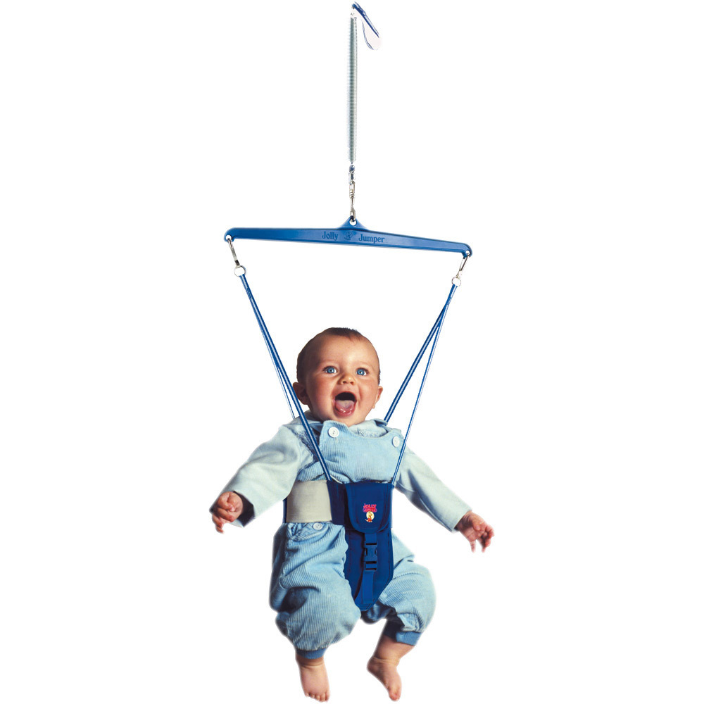 31. The Jolly Jumper - invented by Olivia Poole in 1959.