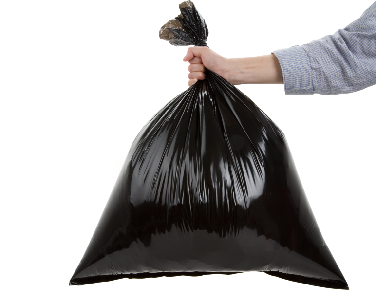 32. The garbage bag - invented by Harry Wasylyk in 1950.