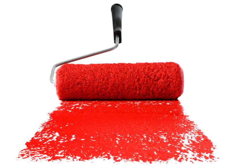 33. The paint roller - invented by Norman James Breakey.