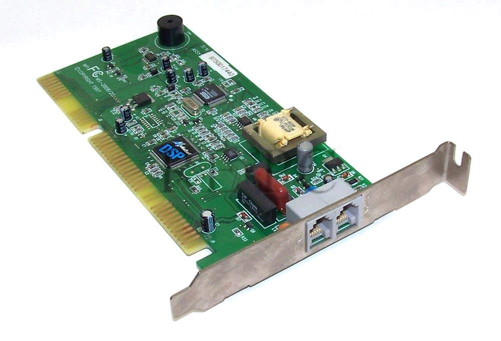 40. The 56k modem - invented by Dr. Brent Townshend in 1996.