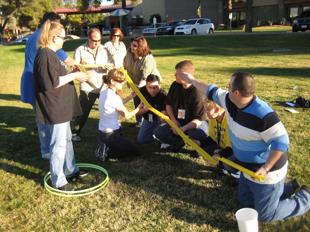 Team Building Events and Activities - Fun & meaningful team building events & activities for groups of all sizes.