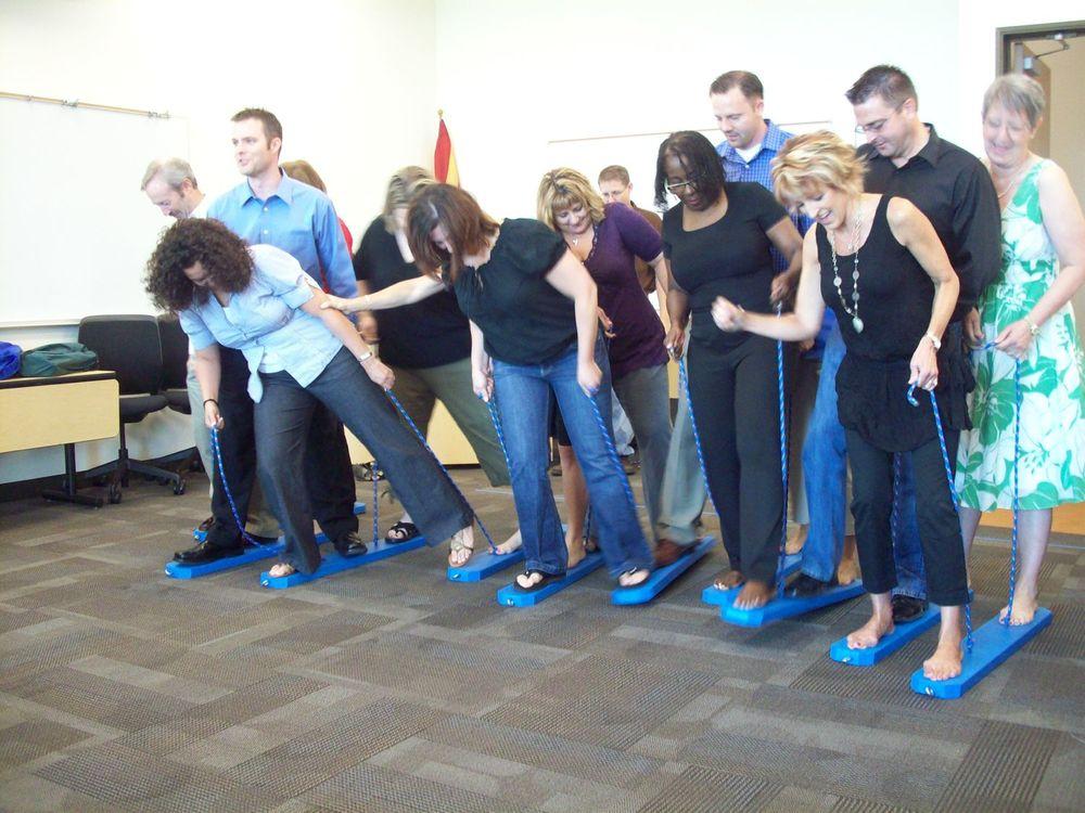 Corporate Team Building Training Events Possibiliteams