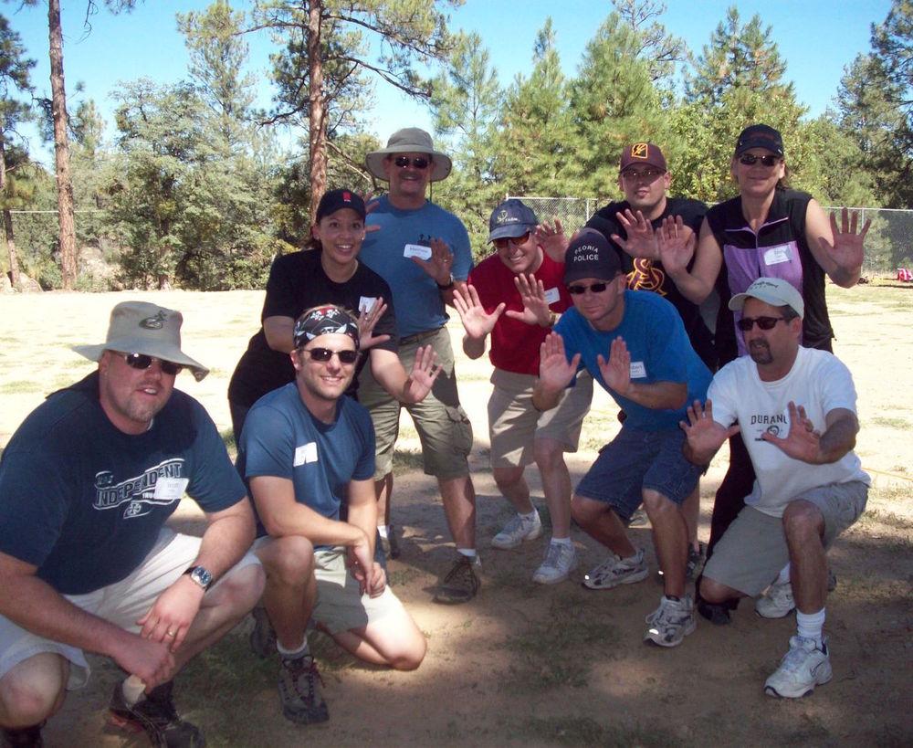 Team building in Santa Fe, Albuquerque and Northern New Mexico