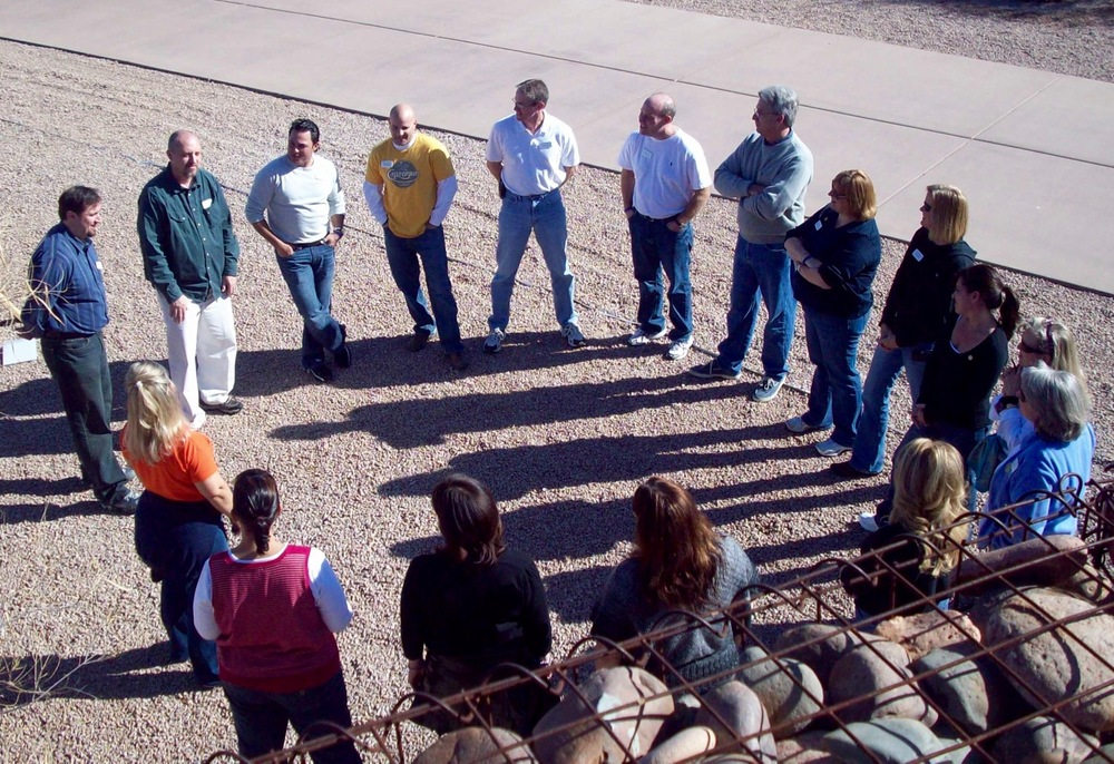 Fun and meaningful corporate team building events in Phoenix, Scottsdale, Tempe and the Valley of the Sun