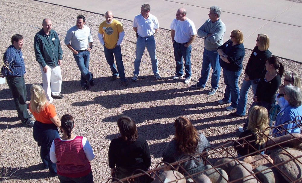 Fun and meaningful professionally-facilitated team building programs in Tucson, Arizona
