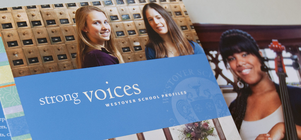 Westover School  Strong Voices  student and alumnae profiles