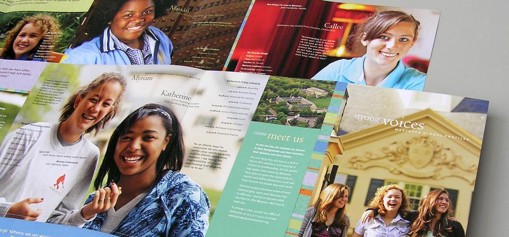 Westover School student profiles