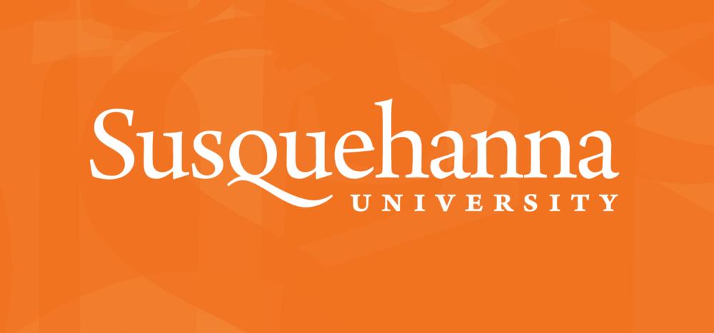 Susquehanna University wordmark