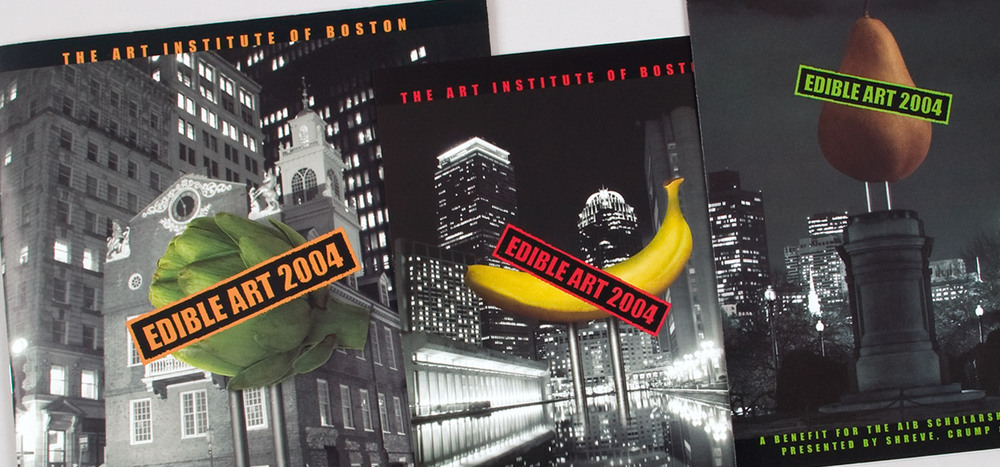 Edible Art promotional materials