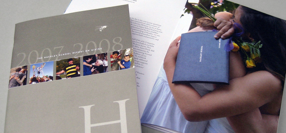 Hackley School annual reports