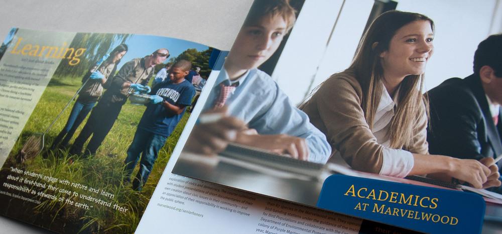 Marvelwood School academics brochure