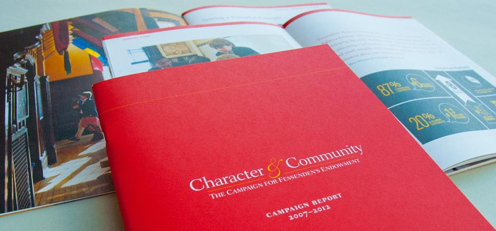 The Fessenden School campaign report