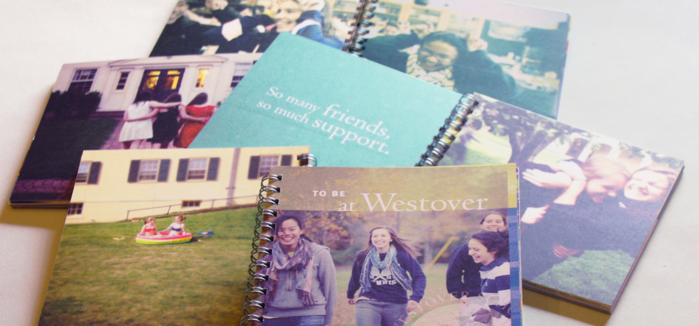 Westover School  To Be  admissions booklet