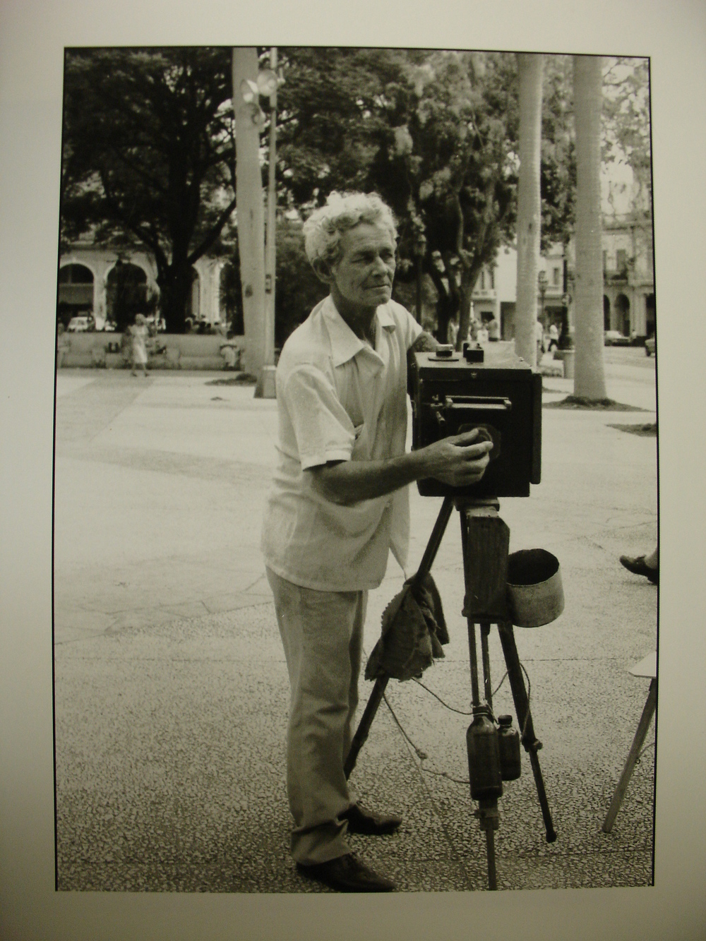 6 Street Photographer, Central Park La Habana. 1980.JPG