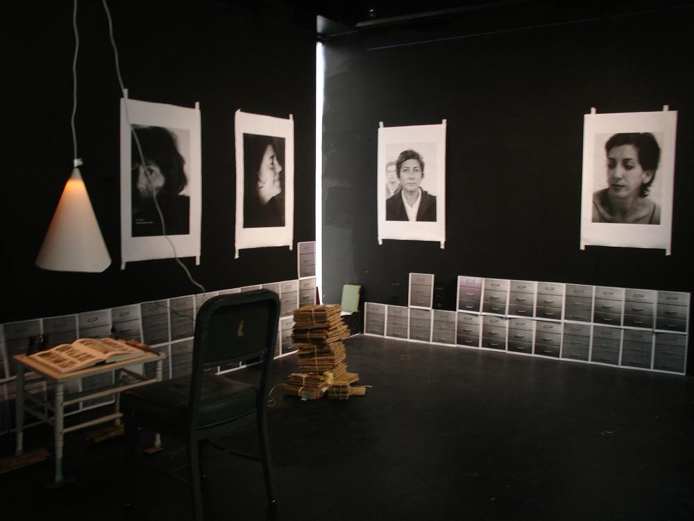 Archivos Imperfectos  INstalacion 2009.JPG