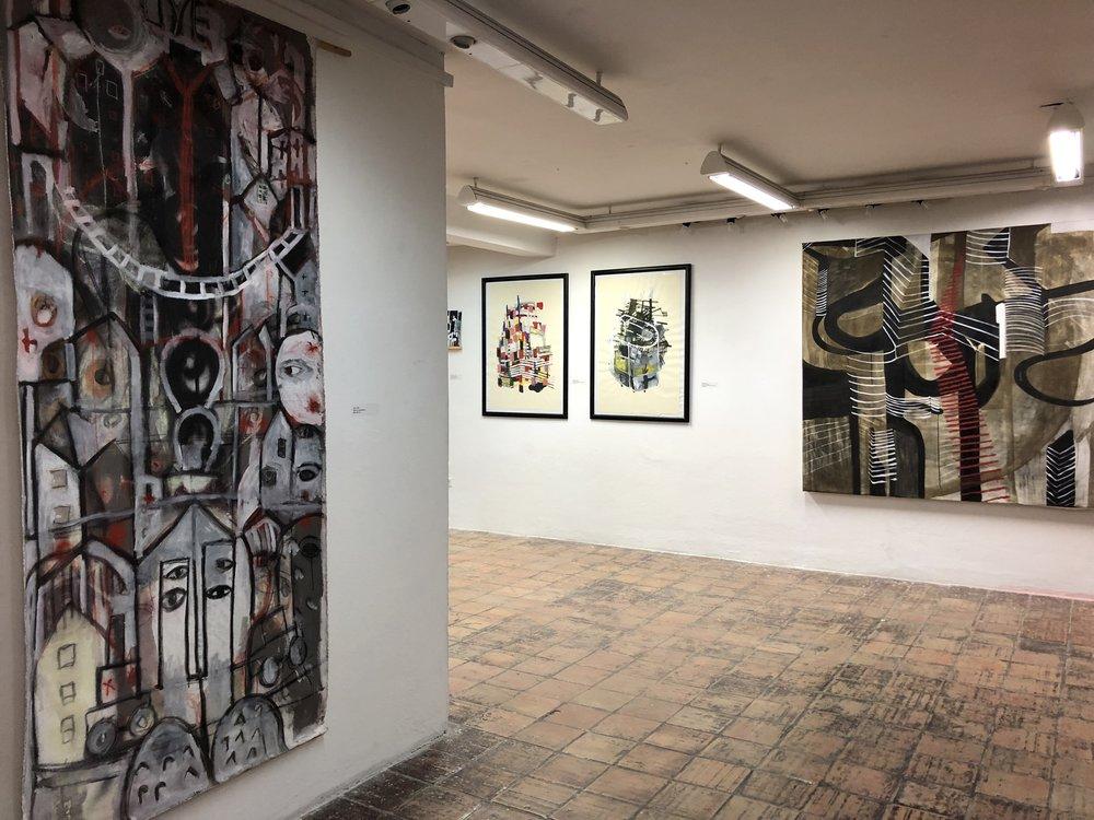 Galeria Latinoamericana. 2017