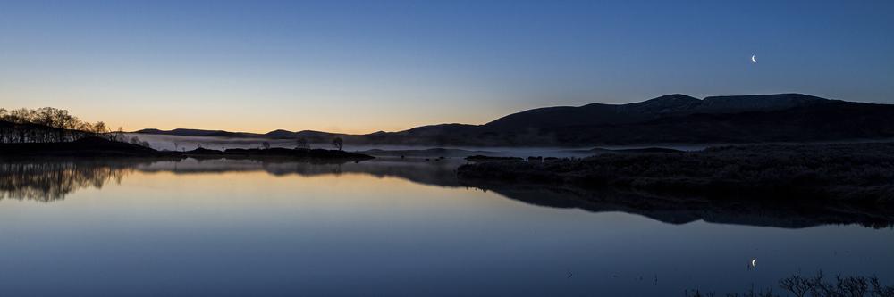 Loch Ba - Rannoch Moor