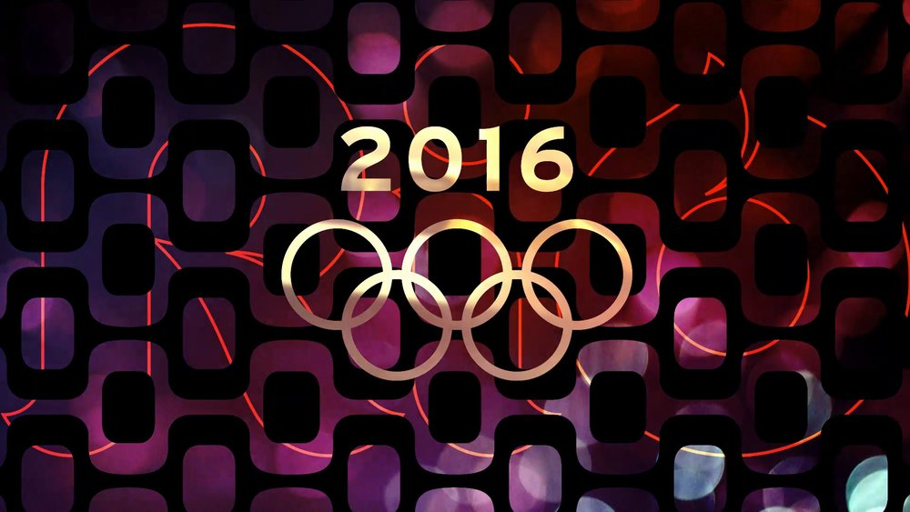 motion graphic design studio jonberrydesign | Olympic Late Night