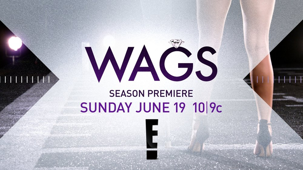 tv promo graphics | WAGS | jonberrydesign