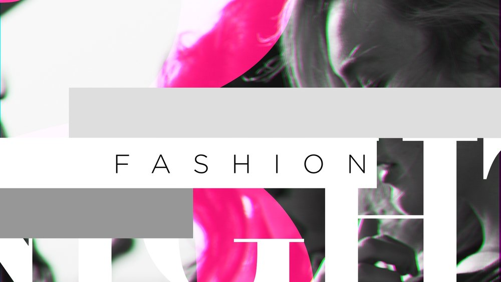 motion graphic design | Heart of Fashion | jonberrydesign